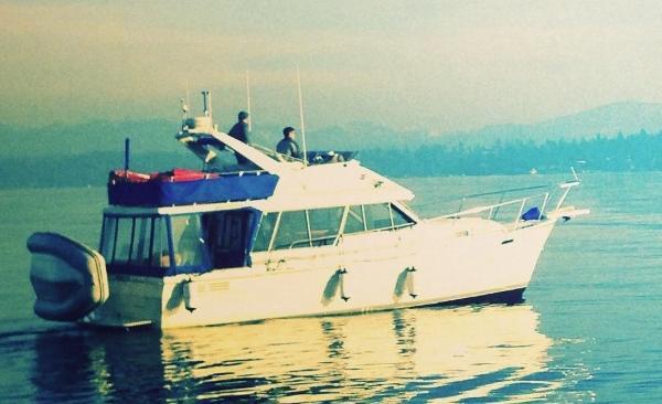 Bayliner 3288 Motoryacht 1989 Bayliner 3288