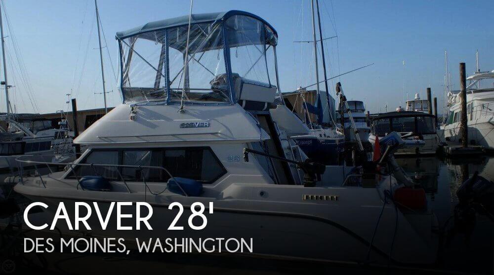 Carver 28 1992 Carver 28 for sale in Des Moines, WA