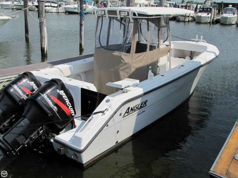 Angler Boats 260 Center Console 2007 Angler 260 Center Console for sale in Lindenhurst, NY