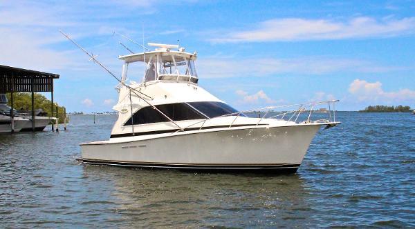 Ocean Yachts 35 Super Sport Profile