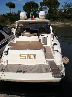 Mano Marine 35 hard top