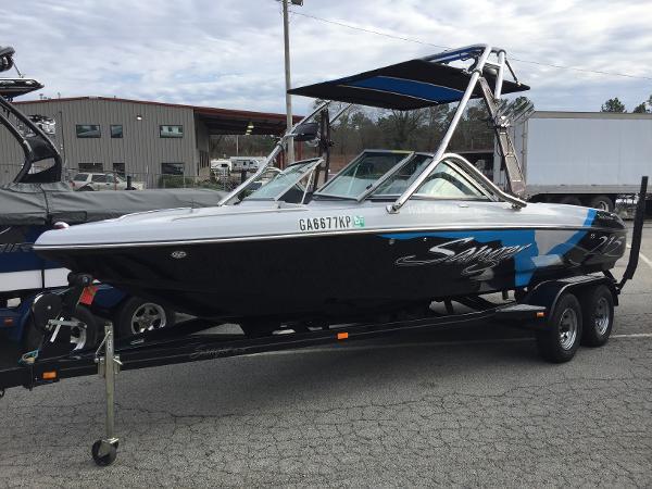 Sanger Ski Boats V215