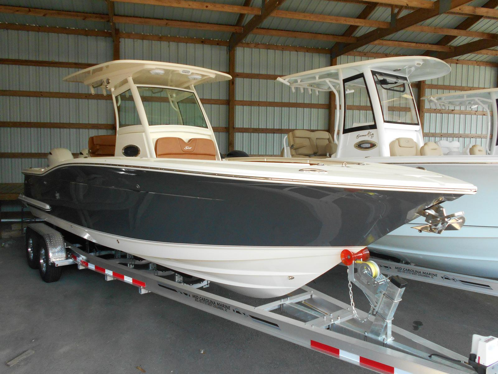 Scout Boat Company 275 LXF
