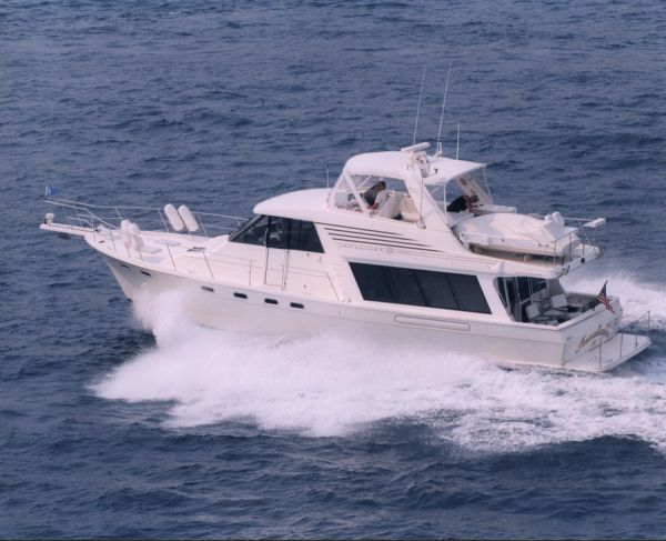 Bayliner 4788 Pilothouse Motoryacht Photo 1