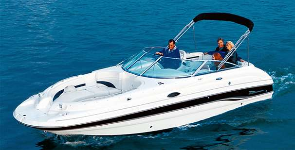 Chaparral Sunesta 233 Manufacturer Provided Image