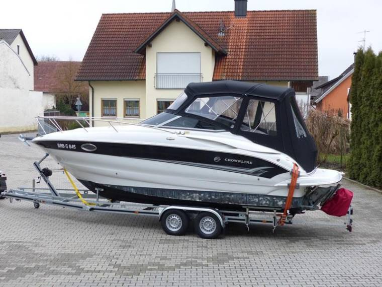 Crownline Boats & Yachts Crownline 250 Cr Motorboot