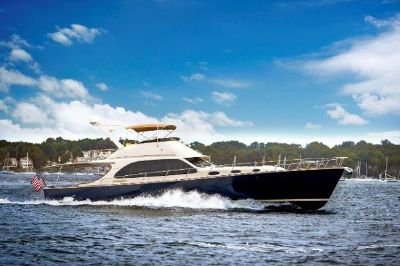 Palm Beach Motor Yachts PB65 Brochure