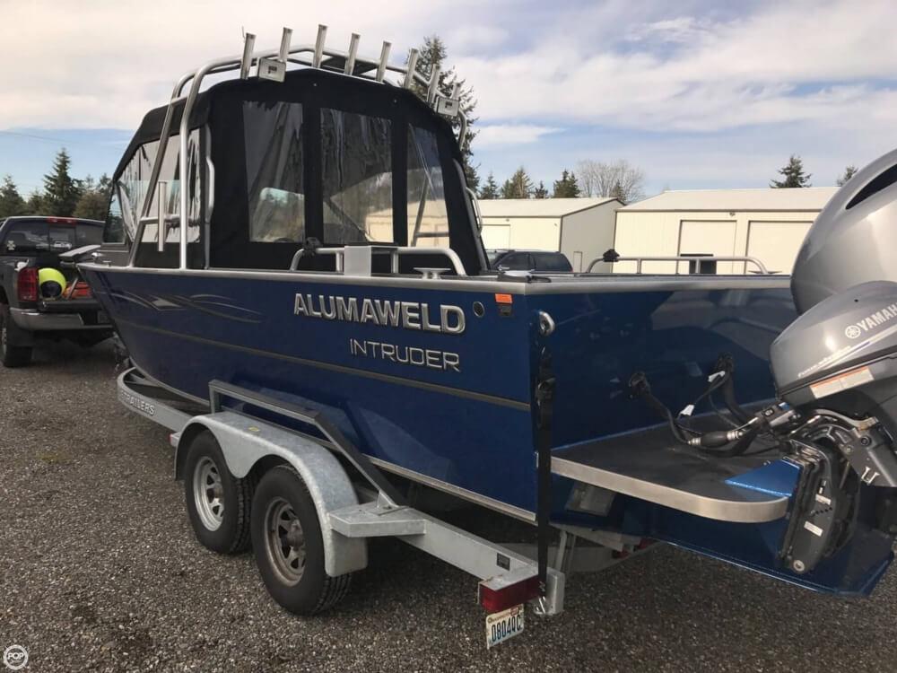 Alumaweld 22 Intruder 2014 Alumaweld 22 Intruder for sale in Bonney Lake, WA