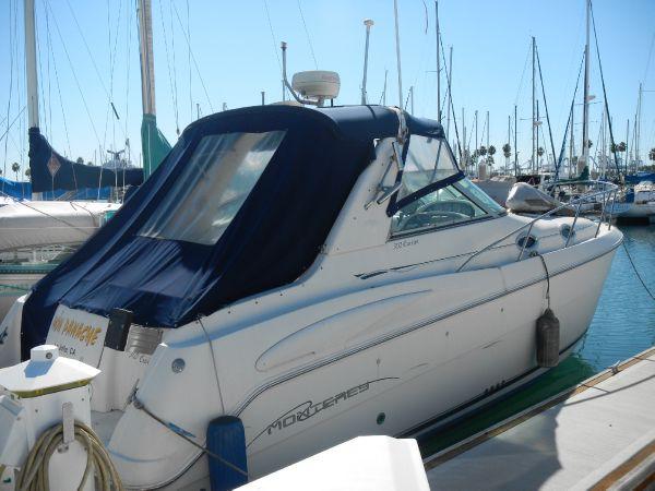 Monterey 302 Cruiser Starboard Side