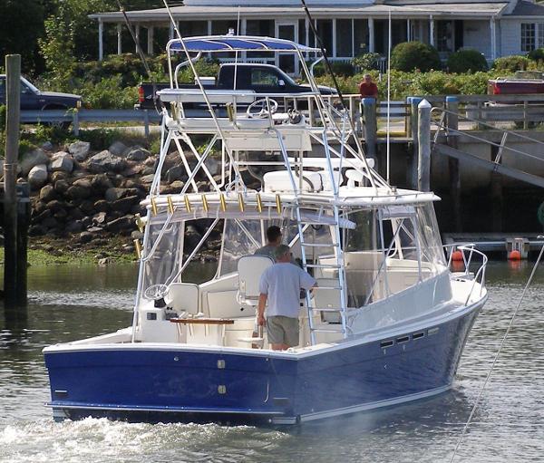Nauset 34 Sportfish