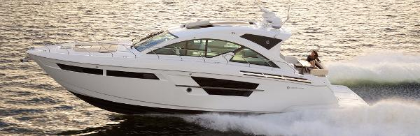 Cruisers 54 Cantius Port Side