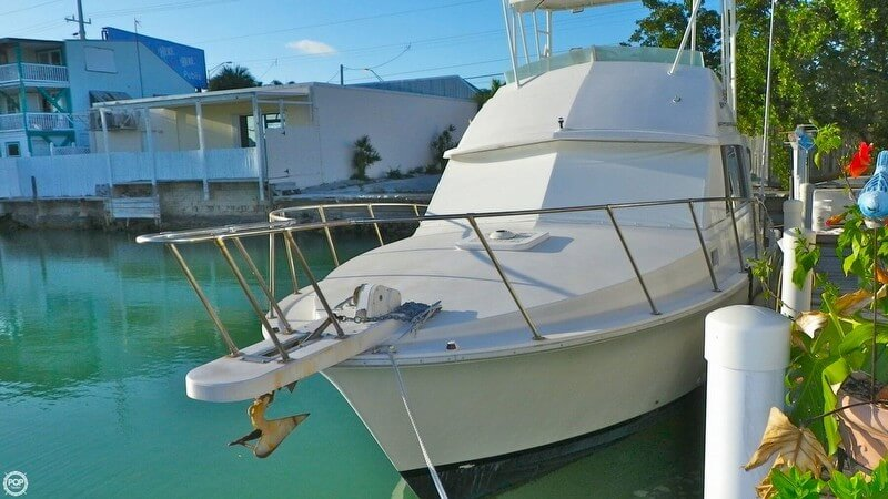 Bertram 33 Flybridge Cruiser 1977 Bertram 33 Flybridge Cruiser for sale in Marathon, FL