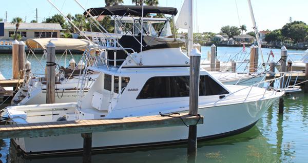 Cabo yachts 35 Flybridge Sportfisher Cabo Yachts 35 Flybridge Sportfisher