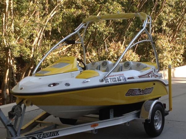Sea-Doo Sportster 4-tec