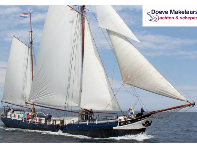 Two-mast Seagoing Charter Clipper 22 pax