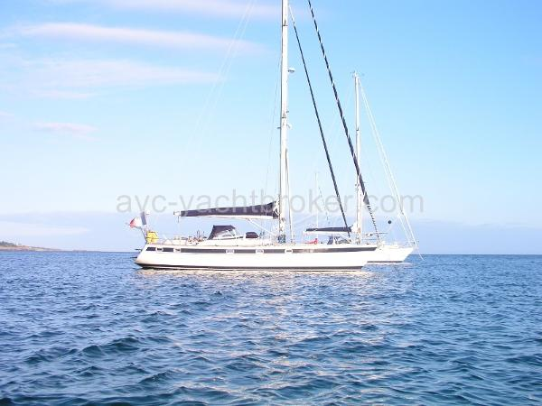 Najad 440 NAJAD 440 - Sailing