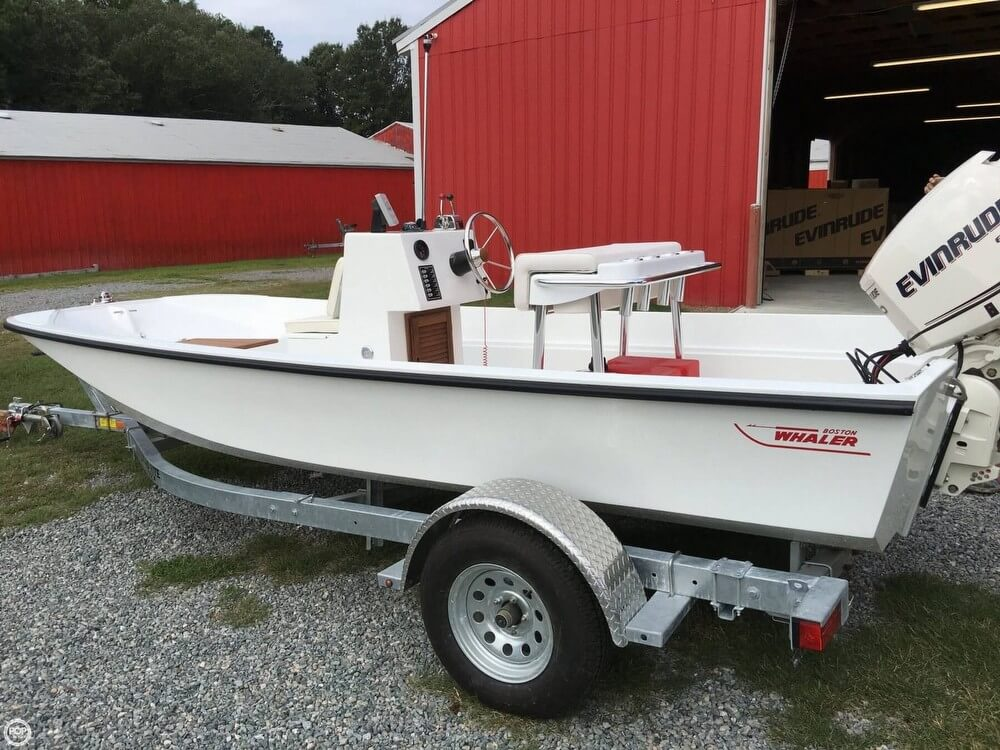Boston Whaler 17 1978 Boston Whaler 17 for sale in St. Stephens Church, VA