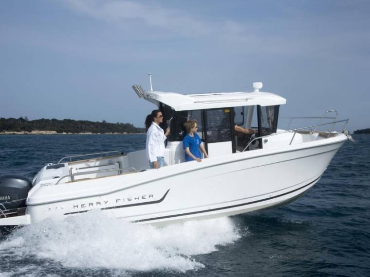Jeanneau Jeanneau Merry Fisher 695 Marlin 2018