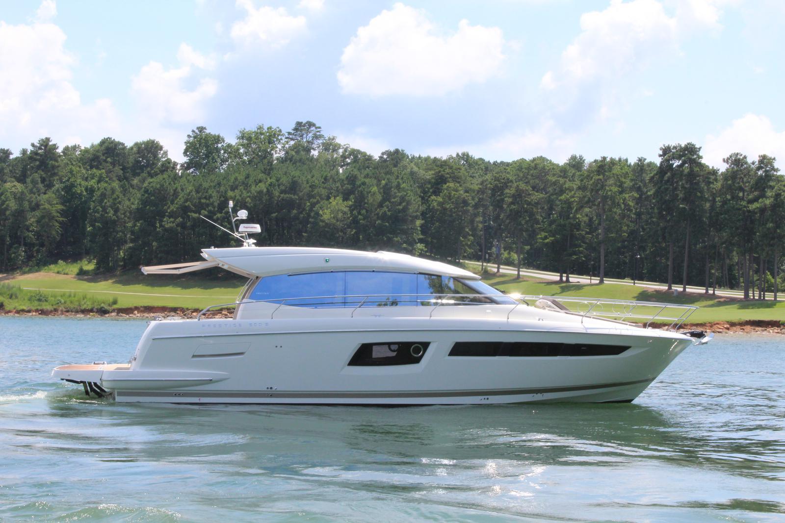 Prestige Yachts 500 S