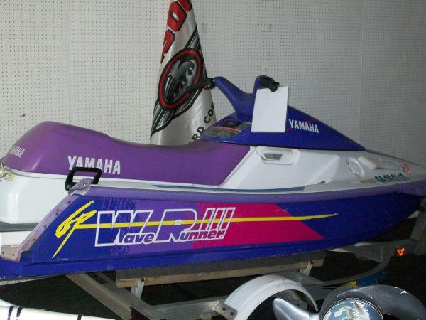 Yamaha Waverunner III