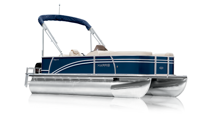 Harris CRUISER 230 - CW - PERFORMANCE TRIPLE TUBE