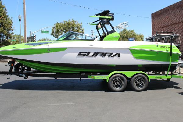 Supra SE450 w/ Swell Surf