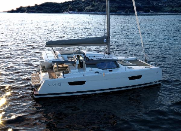 Fountaine Pajot NEW 42