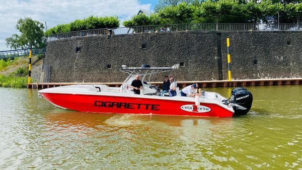Cigarette 39 TOP FISH