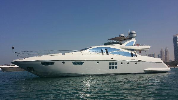 Azimut 103S 2008 Azimut 103S For Sale