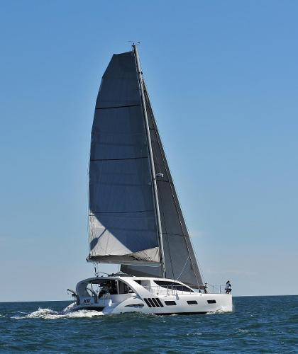 Xquisite Yachts X5 Sail Manufacturer Provided Image