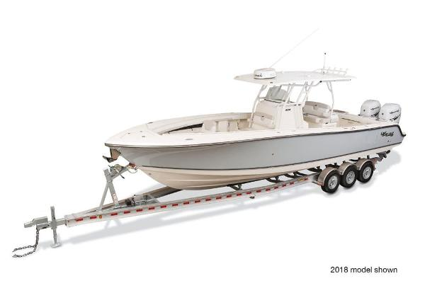 Mako 334 CC Family Edition Manufacturer Provided Image