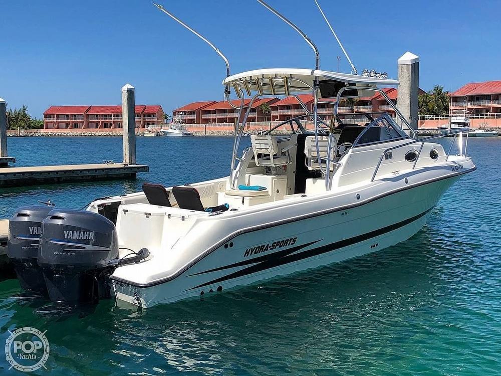 Hydra-Sports 2800 WA Vector 2002 Hydra-Sports 2800 for sale in Miami, FL