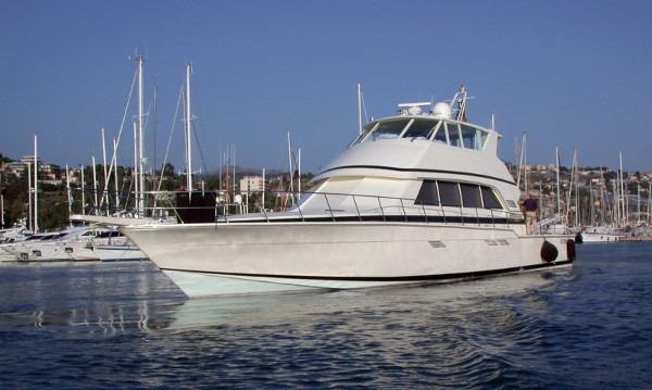 Bertram Yacht BERTRAM 76 Bertram 76