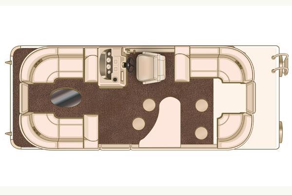 Sylvan Mirage Cruise 8522 LZ PB LE