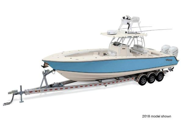 Mako 334 CC Sportfish Edition Manufacturer Provided Image