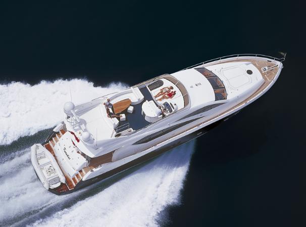 Sunseeker 75 Yacht Sailing 1 Sunseeker 75