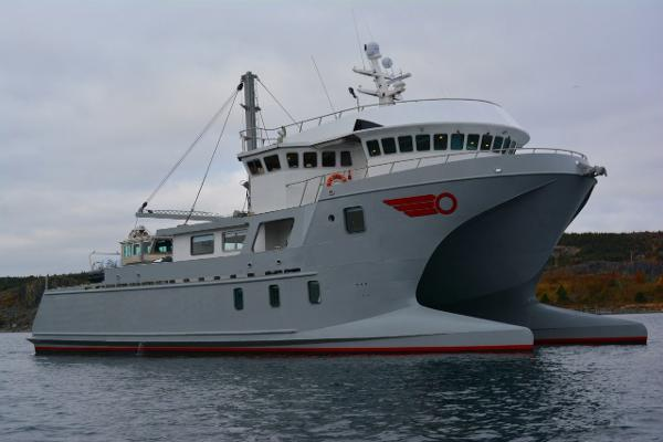 Ocean Voyager Expedition Wavepiercer 90