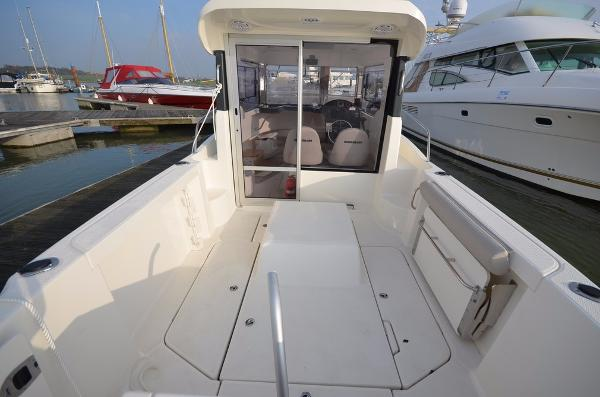 Arvor 690 Pilothouse