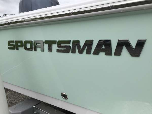 Sportsman Boats Tournament 234