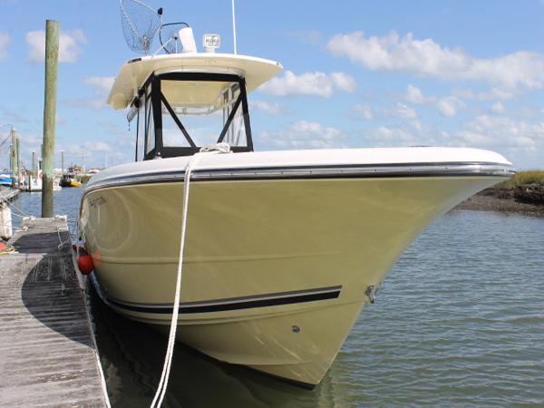 Triton 351 CC Profile