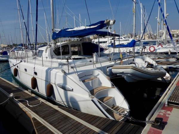 Fountaine Pajot Belize 43 2001 Fountaine Pajot Belize 43