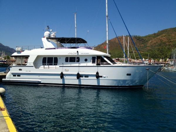 Trader Superyacht 70