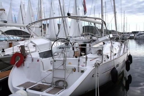 Beneteau Oceanis Clipper 411 Beneteau Oceanis Clipper 411 - 1995