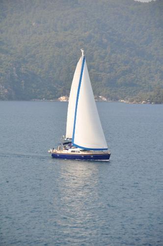 Vokrug Sveta 1500S Sail 15 mt