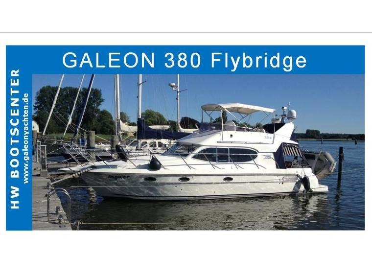 Galeon Galeon  380 Fly VERKAUFT