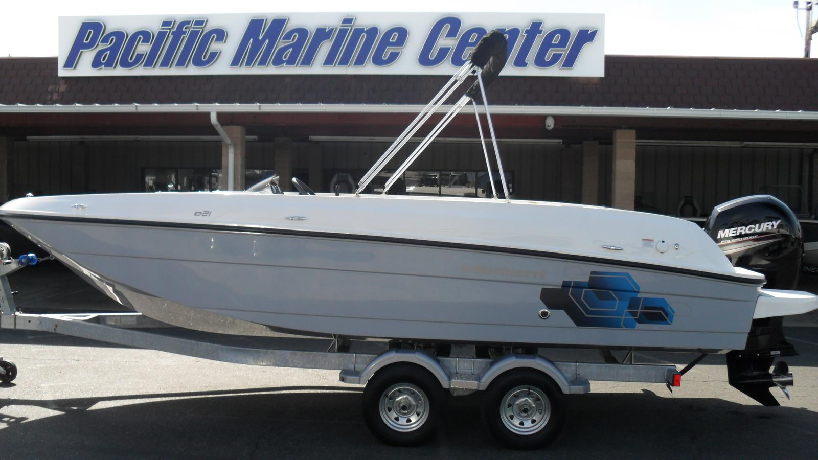 Bayliner Element E21-Mercury 150hp