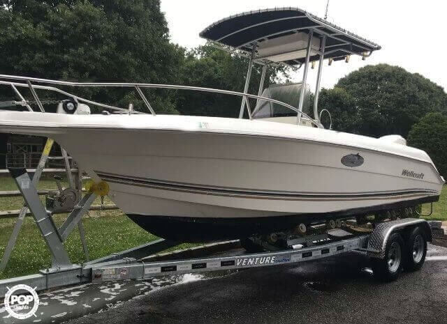 Wellcraft 210 Fisherman 2002 Wellcraft 210 Fisherman for sale in Mattituck, NY