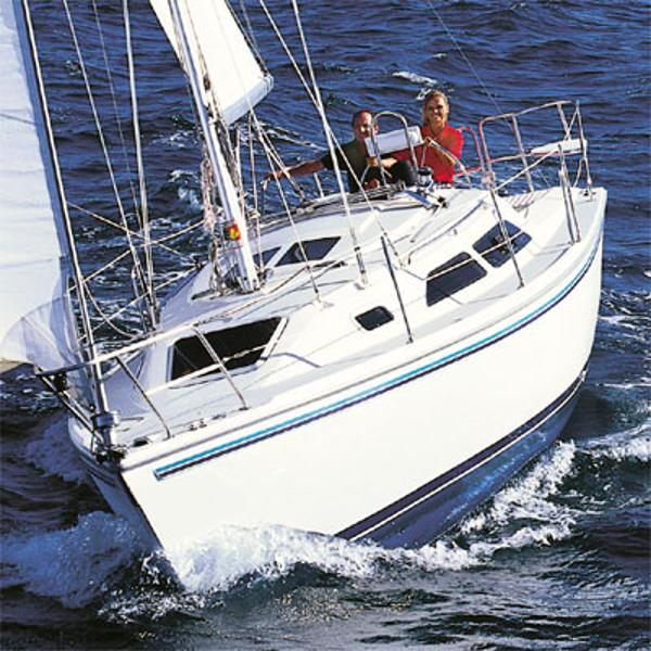 Catalina 270 Sistership