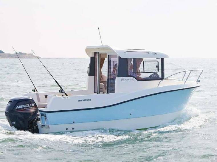 Quicksilver Quicksilver Captur 555 Pilothouse
