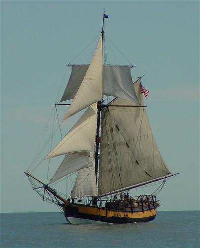 Classic Tall Ship
